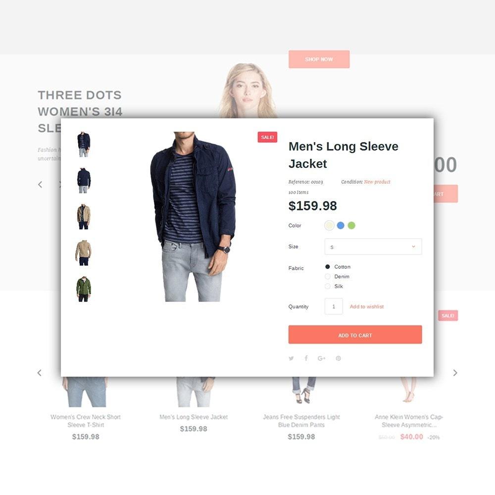 theme - Moda & Calçados - Griffon Shop - Apparel - 4