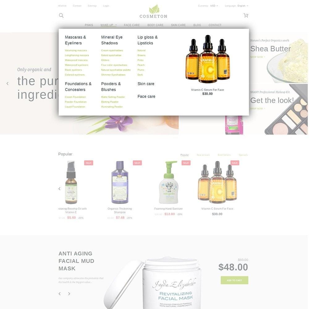 theme - Здоровье и красота - Cosmeton - Skin Care - 5