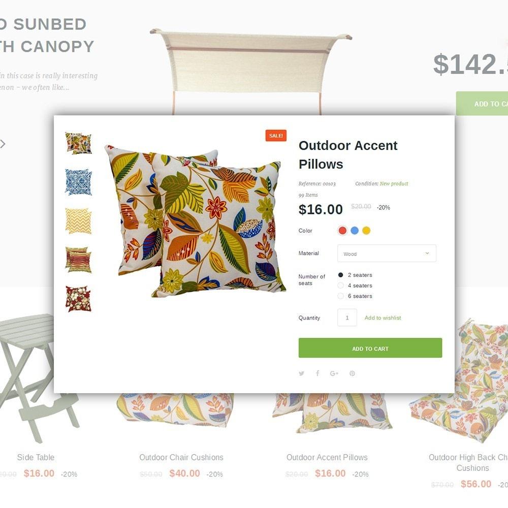theme - Art & Culture - Terraceda - pour site de meubles - 4