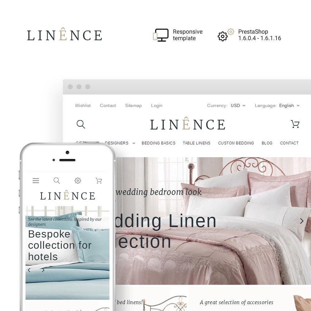 theme - Dom & Ogród - Linence - Bed Linen - 1