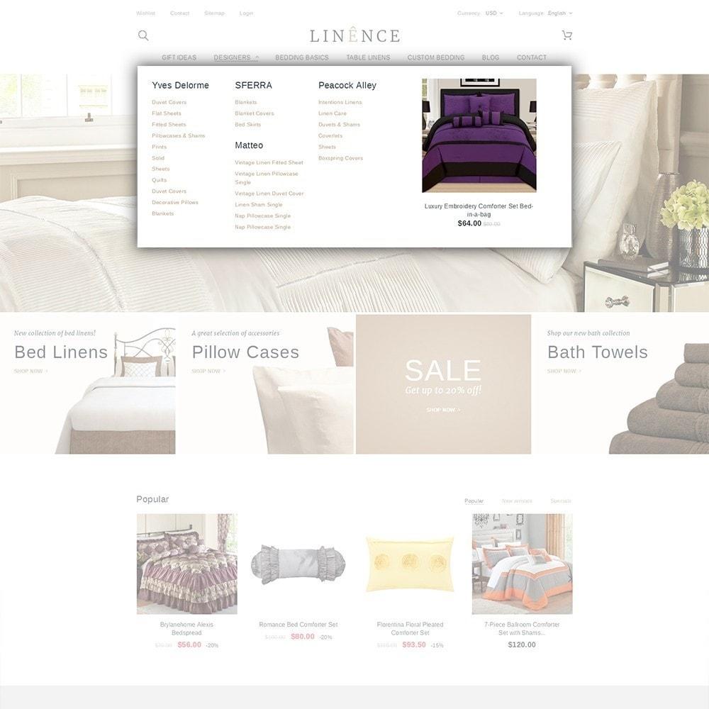 theme - Huis & Buitenleven - Linence - Bed Linen - 5