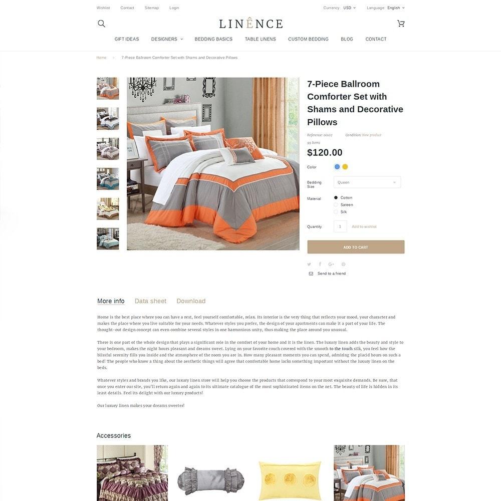 theme - Casa & Giardino - Linence - Bed Linen - 3