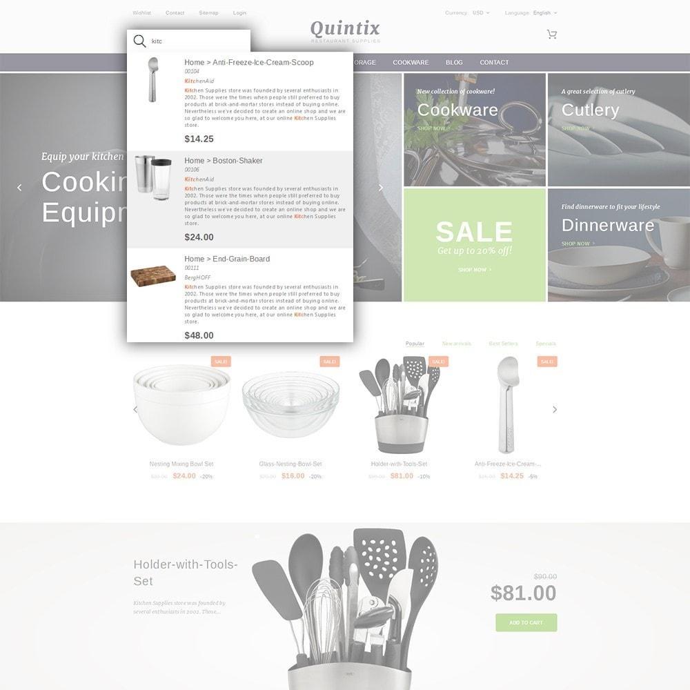 theme - Искусство и Культура - Quintix - Restaurant Supplies - 6