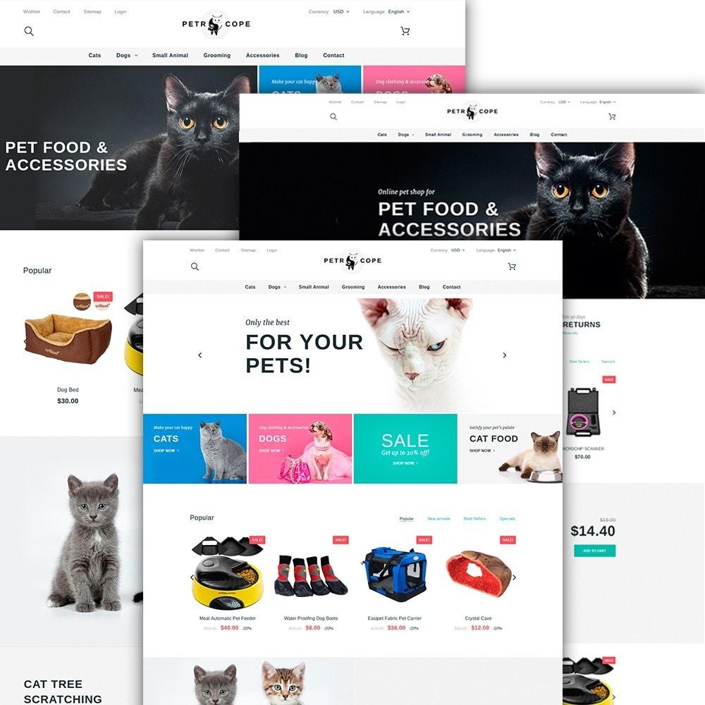 theme - Animales y Mascotas - Petrocope - 2