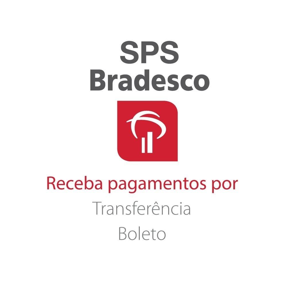 module - Pago con Tarjeta o Carteras digitales - SPS Bradesco - 1