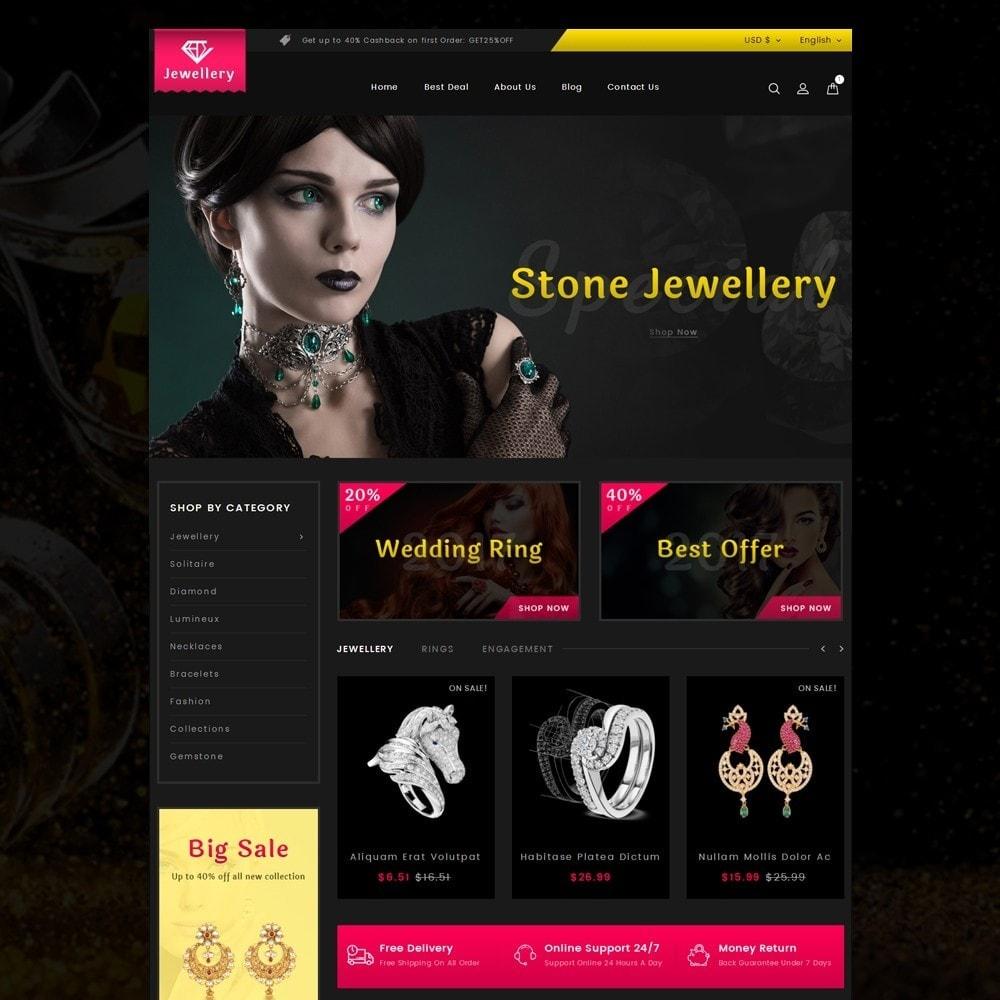 theme - Ювелирные изделия и Аксессуары - Jewelry Store - 2