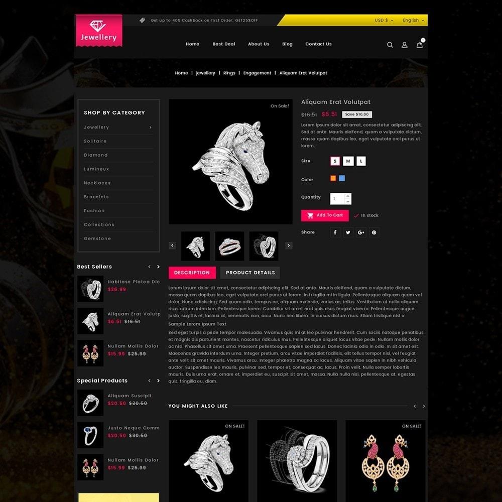 theme - Ювелирные изделия и Аксессуары - Jewelry Store - 5