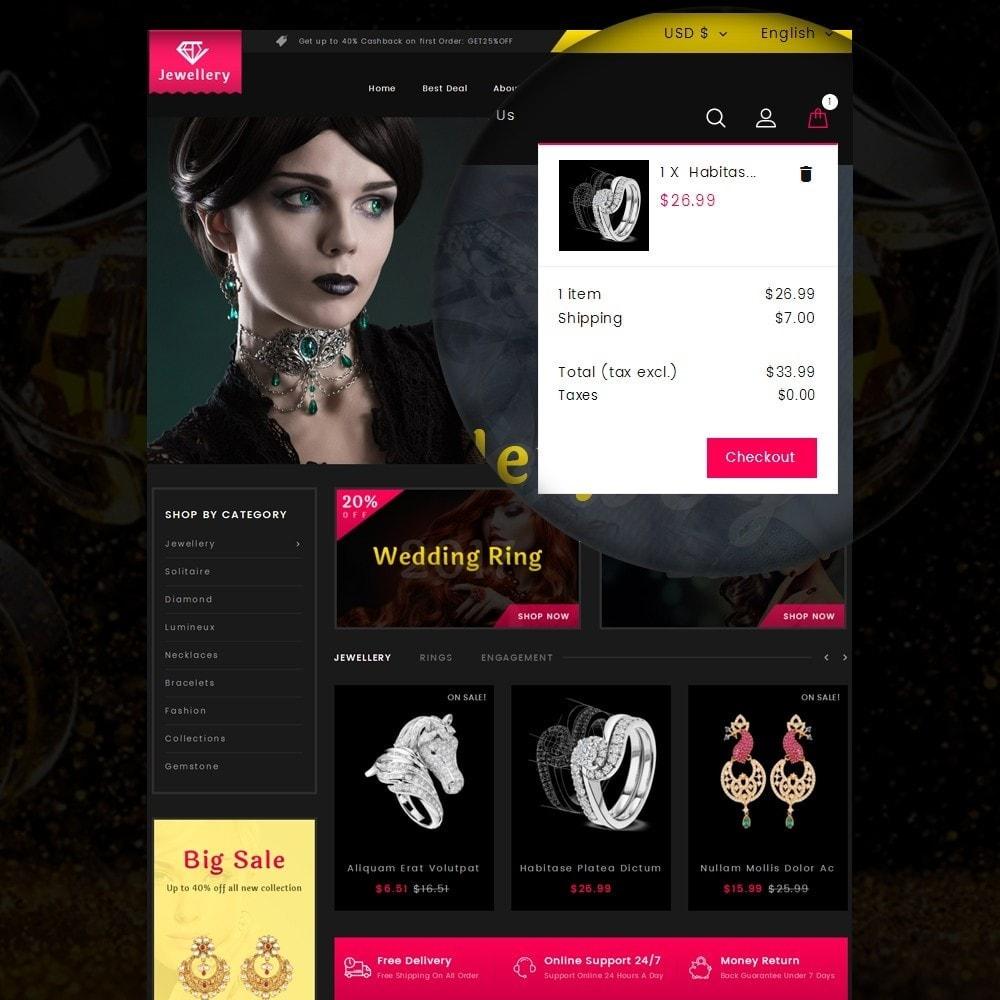 theme - Schmuck & Accesoires - Jewellery Store - 7