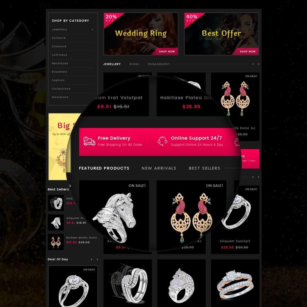 theme - Ювелирные изделия и Аксессуары - Jewelry Store - 9