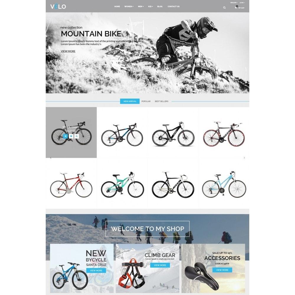 theme - Sport, Activiteiten & Reizen - VeLo Bike Sport Store - 2