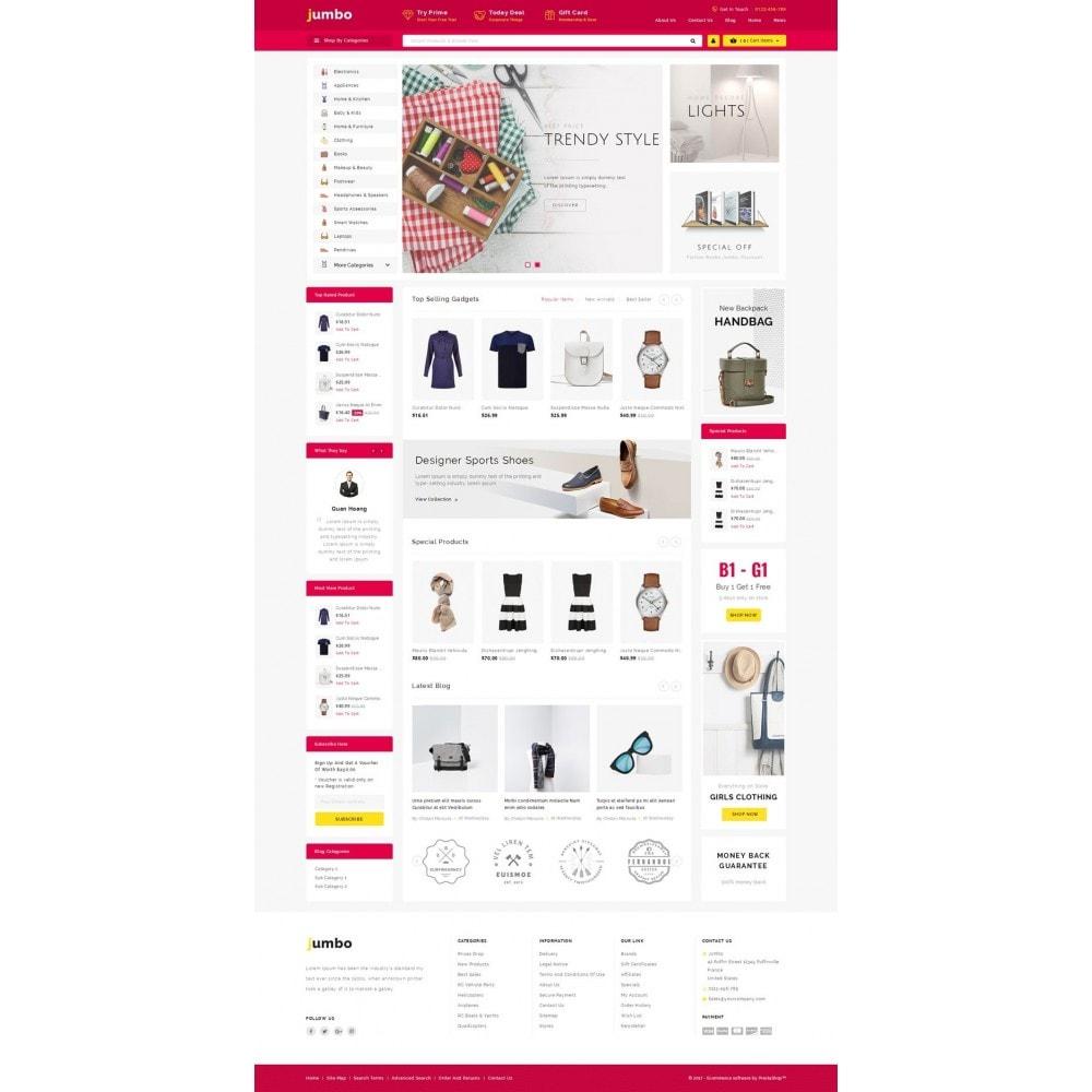 theme - Electrónica e High Tech - Jumbo Multi Purpose Store - 2