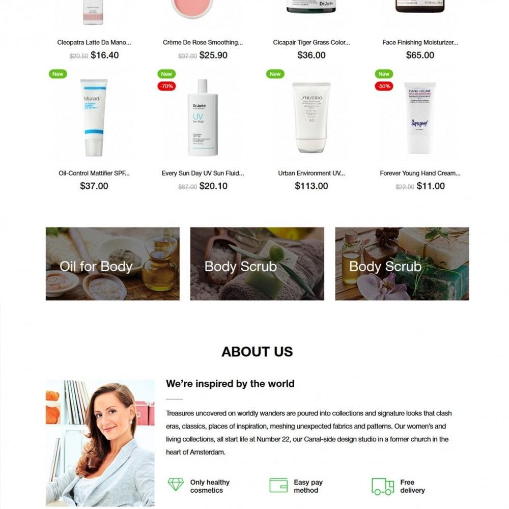 theme - Santé & Beauté - Safe cosmetic - 4