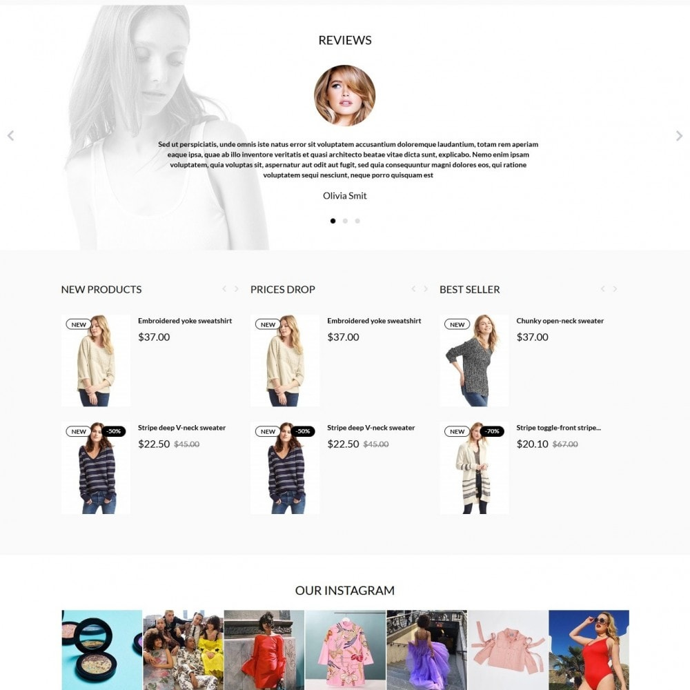 theme - Fashion & Shoes - Vieira Fashion Store - 5