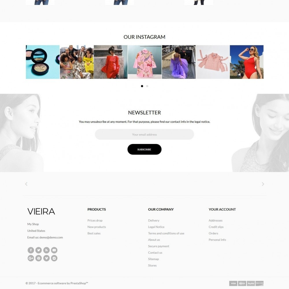 theme - Moda & Calzature - Vieira Fashion Store - 6