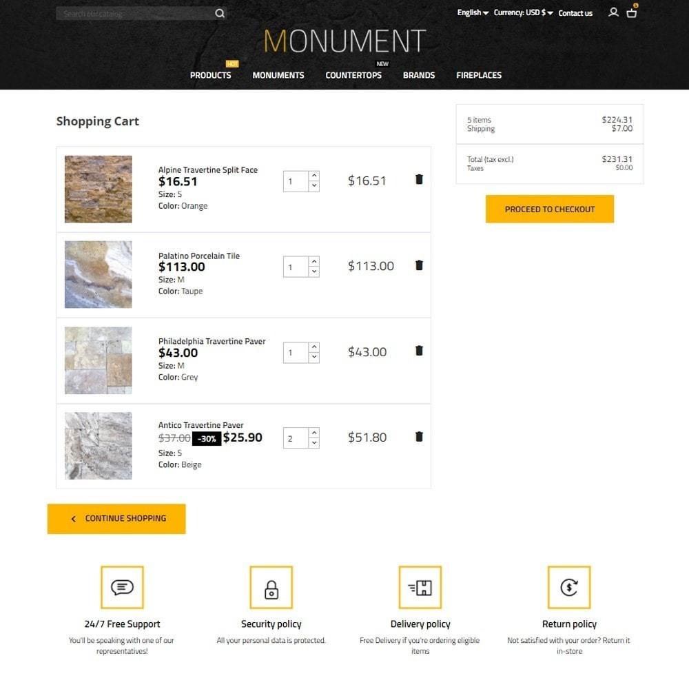 theme - Arte & Cultura - Monument - 7
