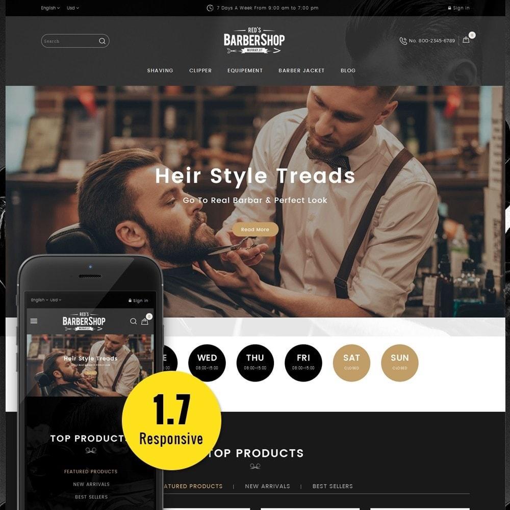 theme - Gesundheit & Schönheit - BarberShop Store - 1