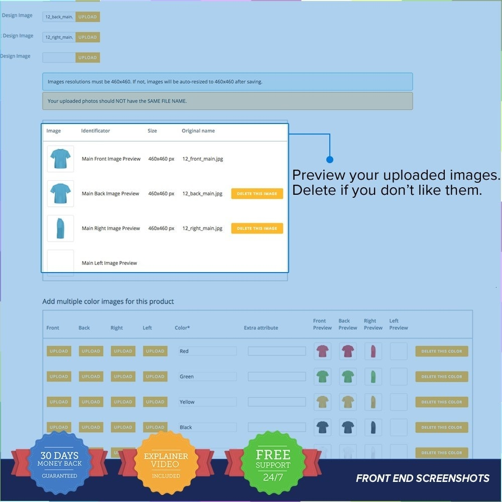 module - Combinations & Product Customization - Full Configurator PRO - Customize Any Product - 9
