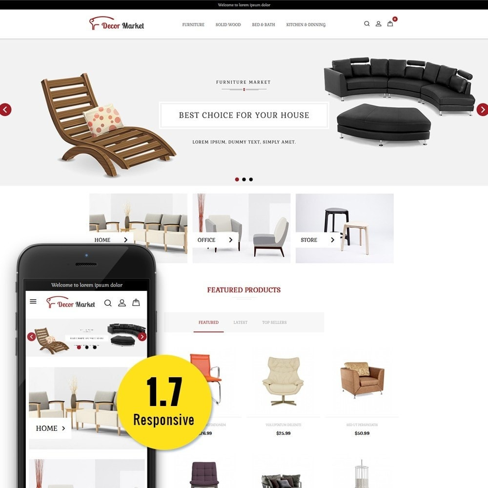 theme - Casa & Giardino - DecoreMarket Furniture Store - 1