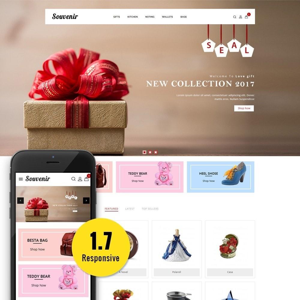 theme - Cadeaux, Fleurs et Fêtes - Sovunier Store - 1