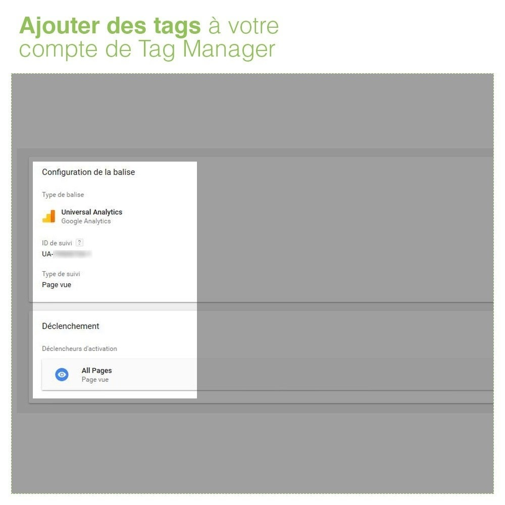 module - Analyses & Statistiques - Google Tag Manager - Gestionnaire de Balises - 5