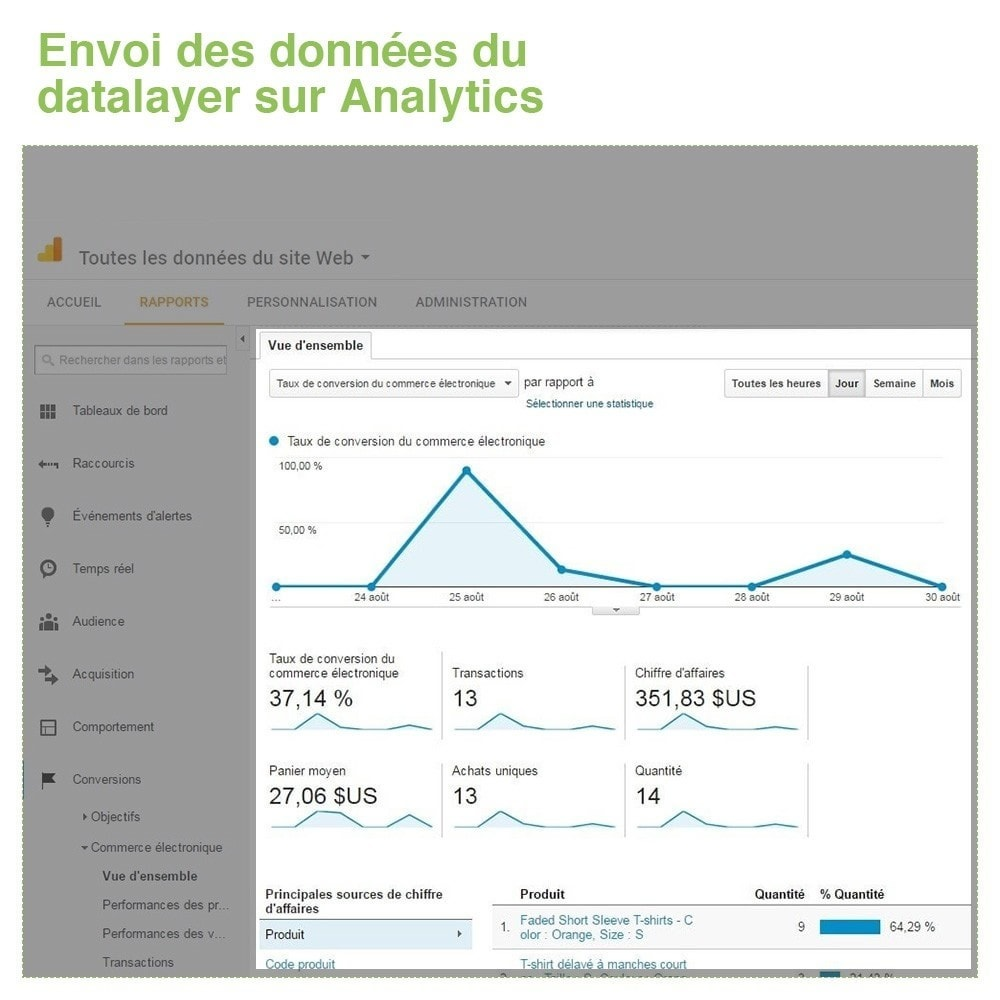 module - Analyses & Statistiques - Google Tag Manager - Gestionnaire de Balises - 10