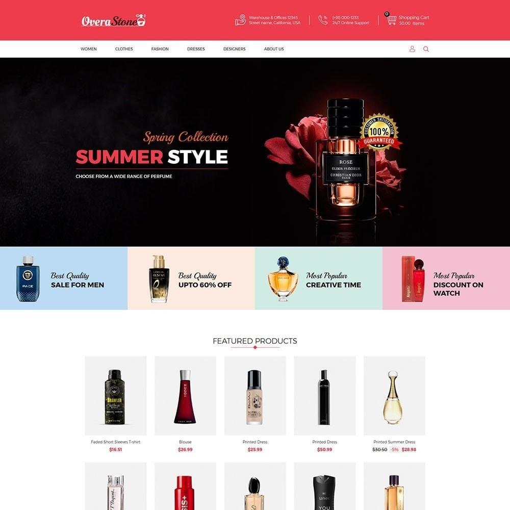 theme - Mode & Chaussures - Overa Fashion Store - 2