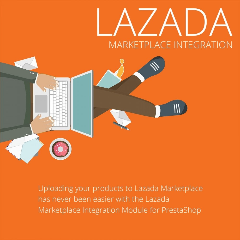 module - Marketplaces - Lazada Marketplace Integration - 2