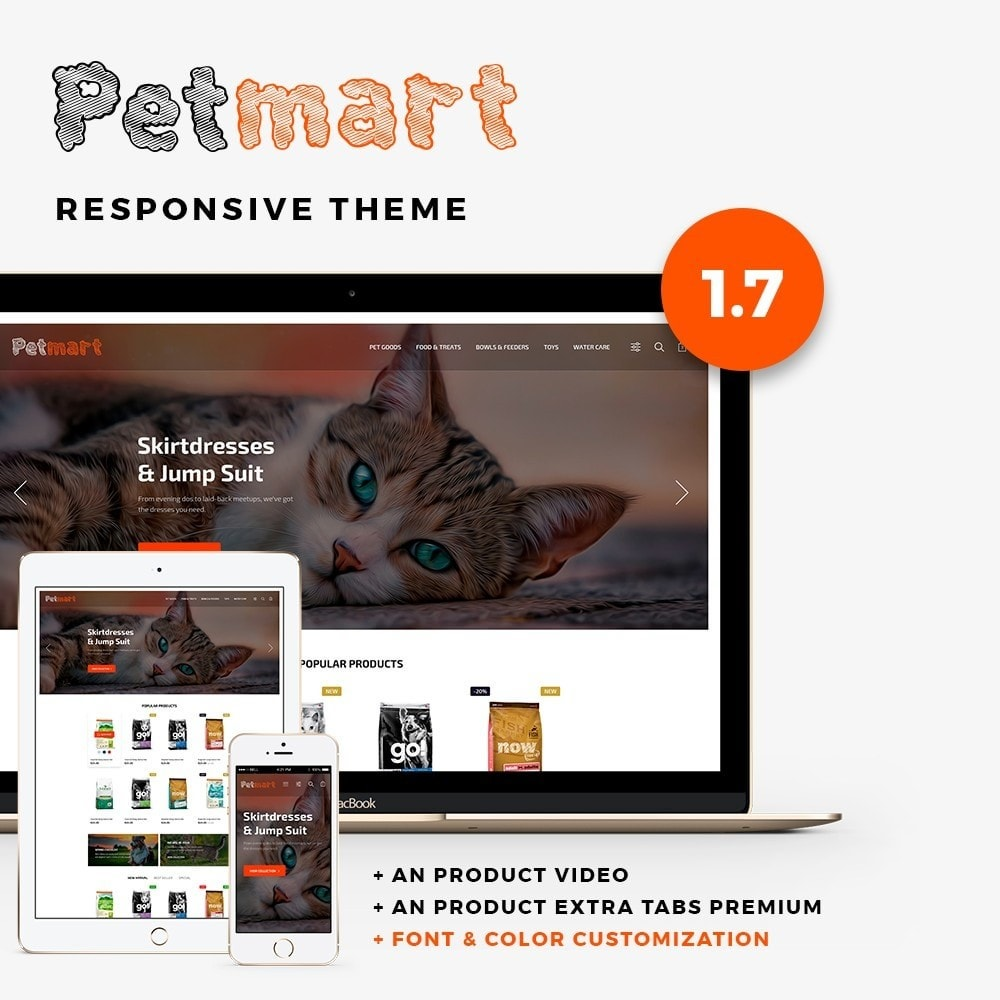 theme - Animaux - Petmart - 1