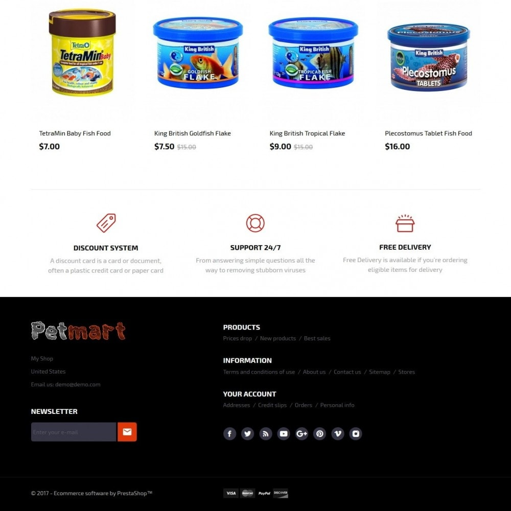 theme - Animaux - Petmart - 4