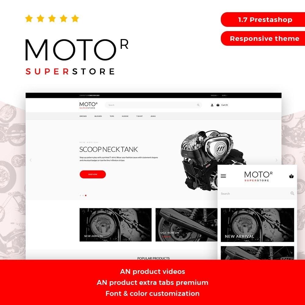 theme - Auto's & Motoren - Motor - 1