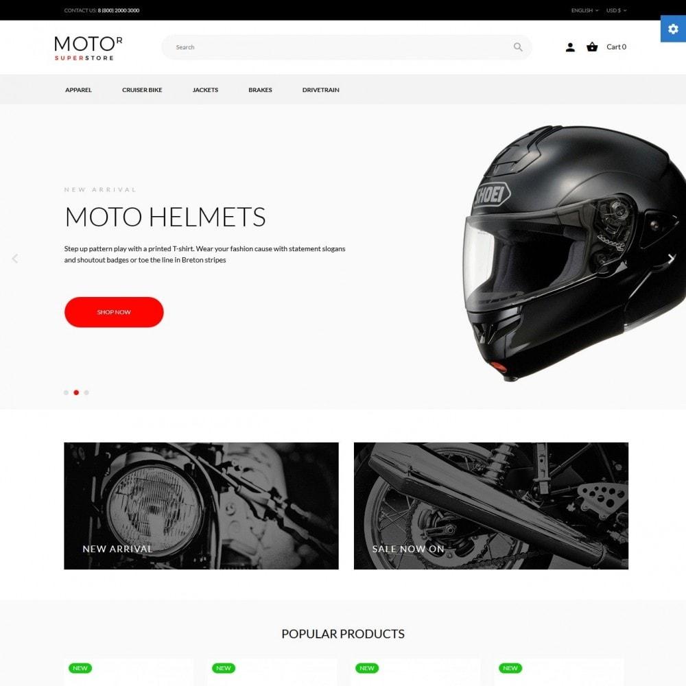 theme - Auto's & Motoren - Motor - 2