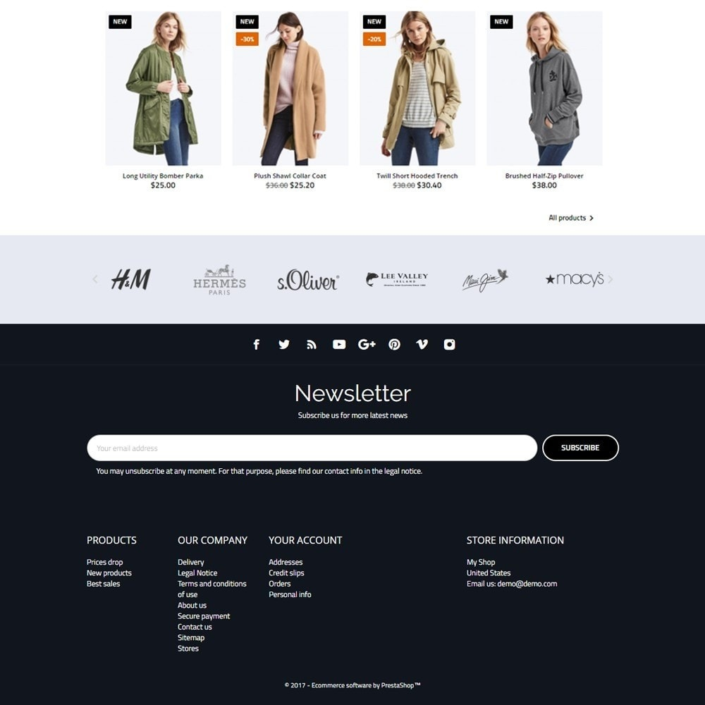 theme - Mode & Schoenen - Moon Fashion Store - 4