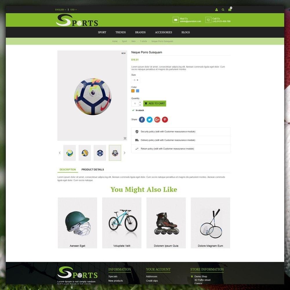 theme - Sport, Attività & Viaggi - Sport Shop - 6