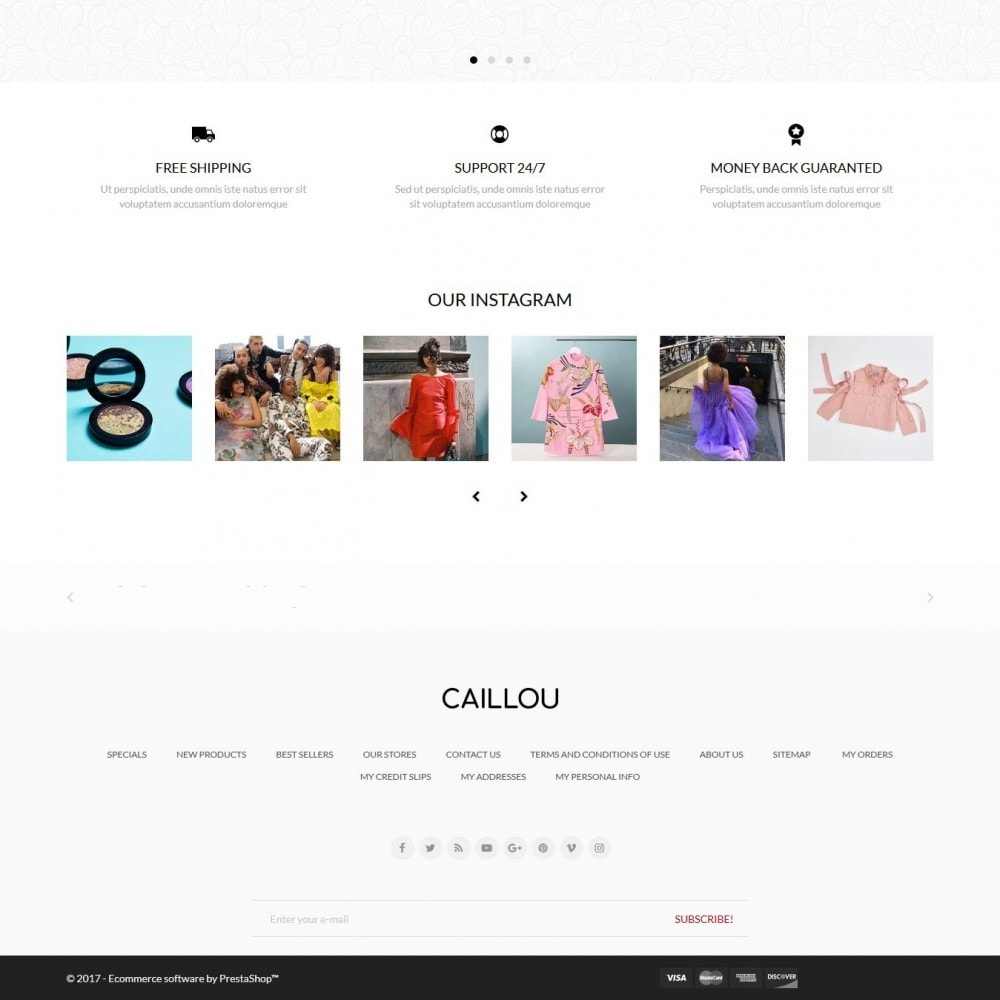 theme - Fashion & Shoes - Caillou Fashion Store - 5