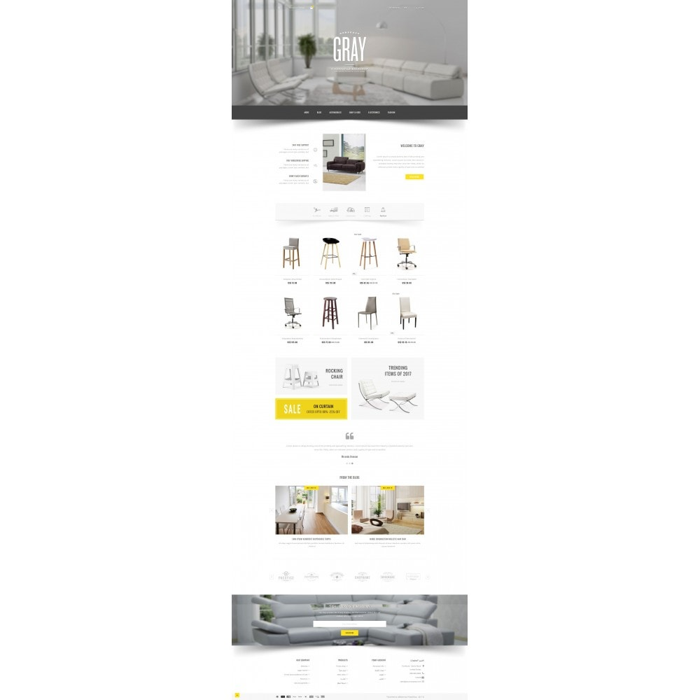 theme - Heim & Garten - Gray Furniture Store - 10