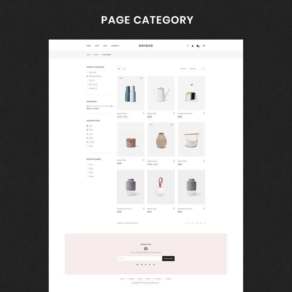 theme - Casa & Giardino - Unique Store Responsive Multiple Prestashop Theme - 3