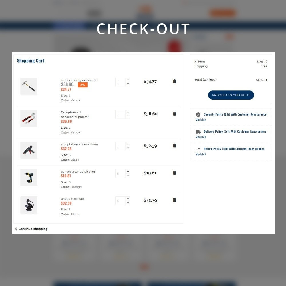 theme - Automotive & Cars - Tweezer Tool Store - 15