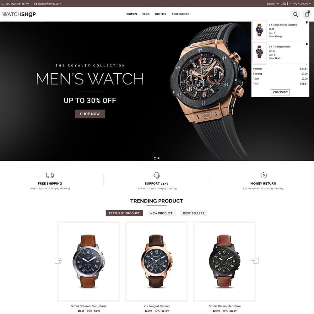 theme - Schmuck & Accesoires - Watch Shop - 3