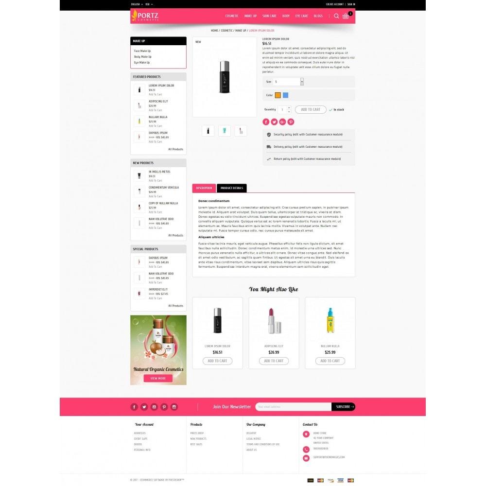 theme - Gesundheit & Schönheit - Portz - Cosmetic Store - 5