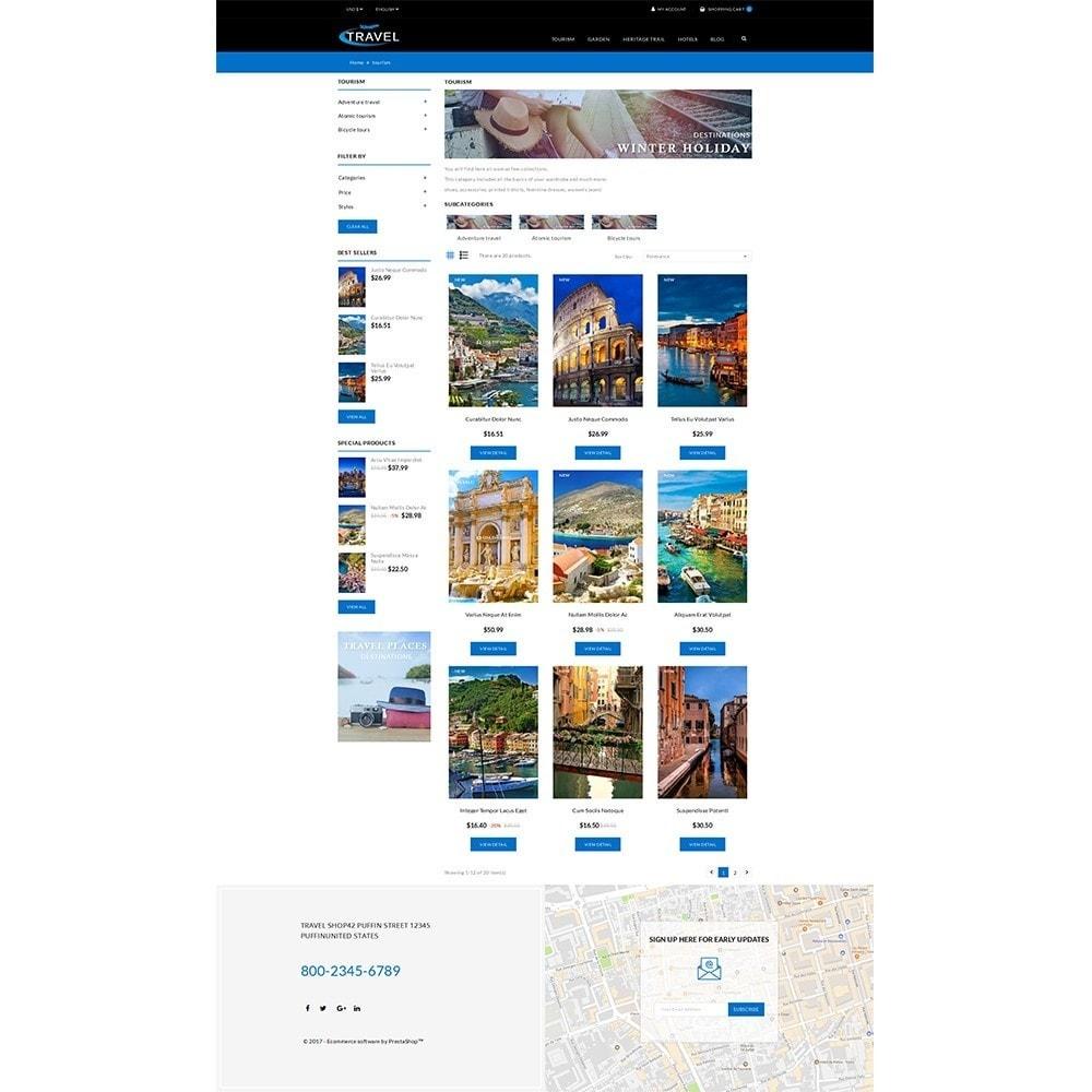 theme - Sport, Aktivitäten & Reise - Travel Shop - 3