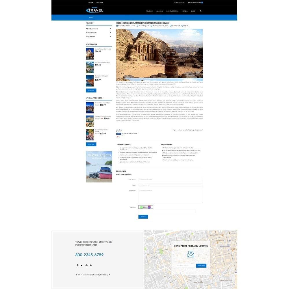 theme - Desporto, Actividades & Viagens - Travel Shop - 8