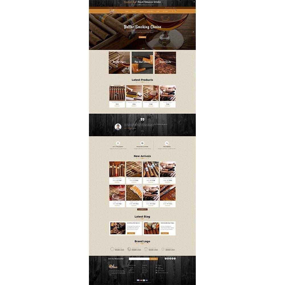 theme - Drink & Tobacco - CigarStash Store - 2