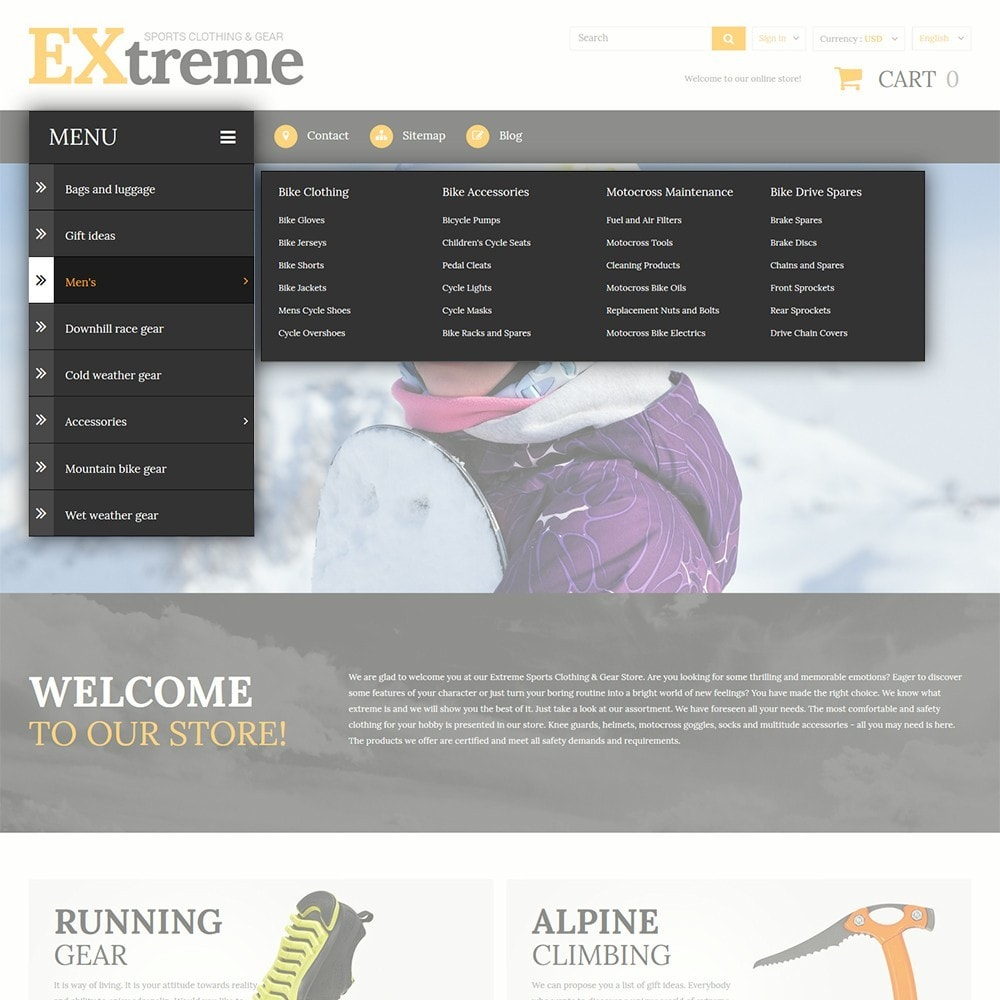 theme - Sport, Loisirs & Voyage - Extreme Sports Clothing - 4
