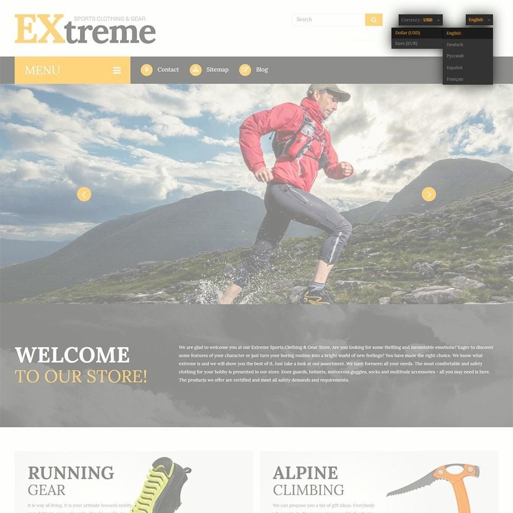 theme - Спорт и Путешествия - Extreme Sports Clothing - 6