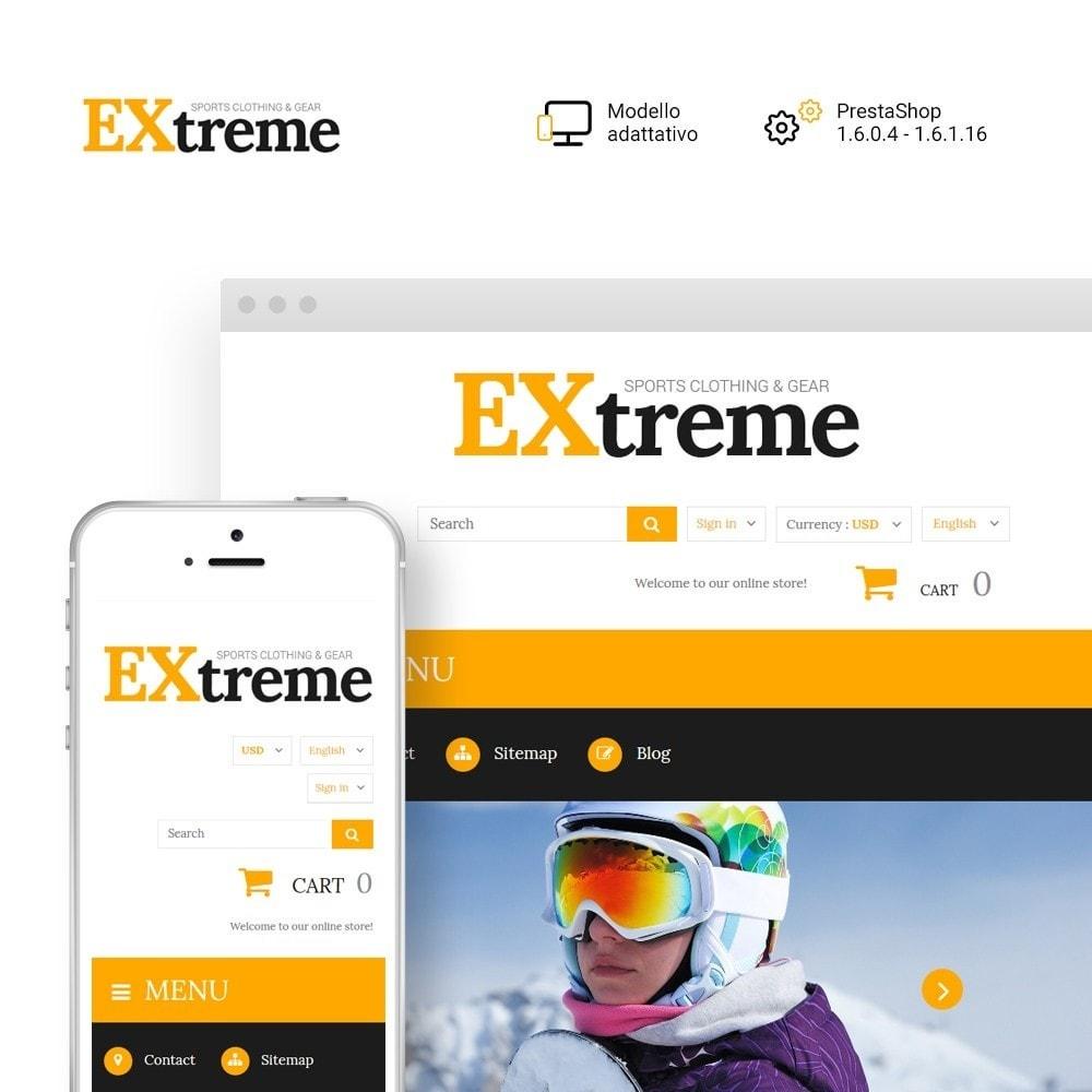theme - Sport, Attività & Viaggi - Extreme Sports Clothing - 2