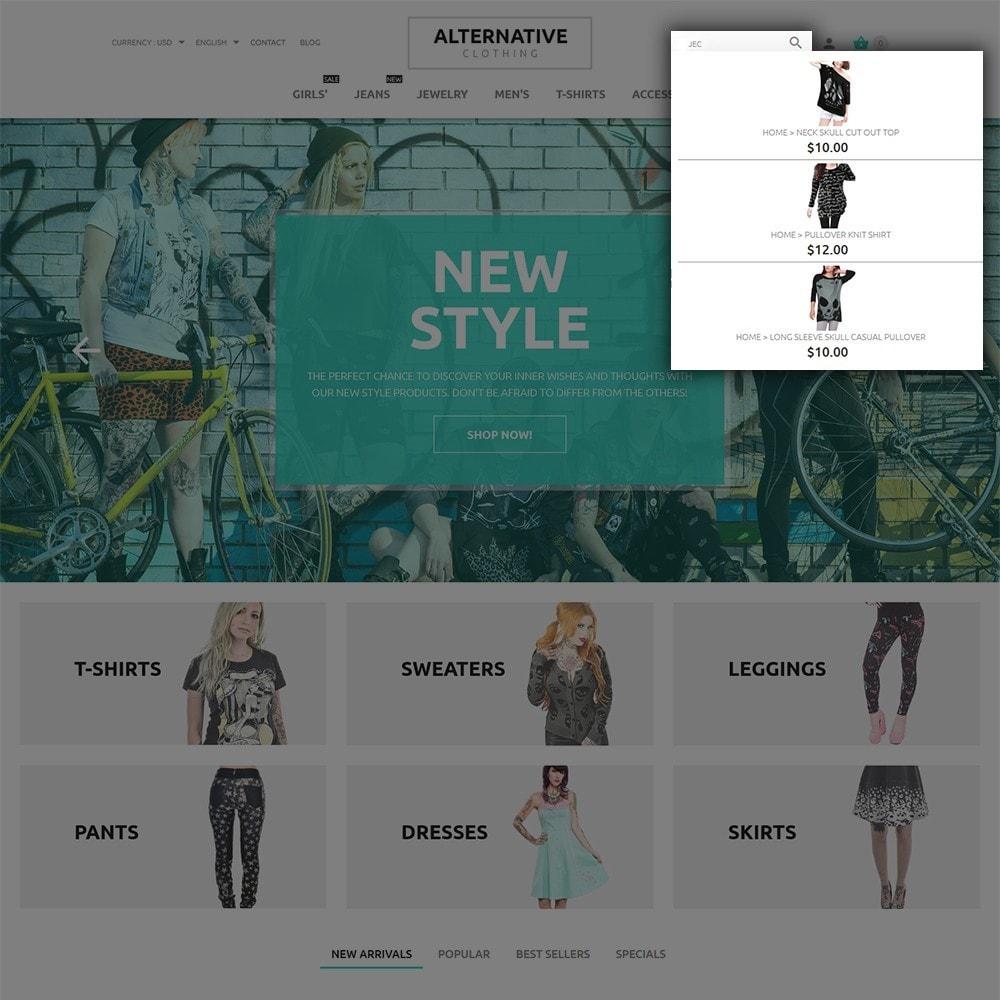 theme - Moda y Calzado - Alternative Closing - 6