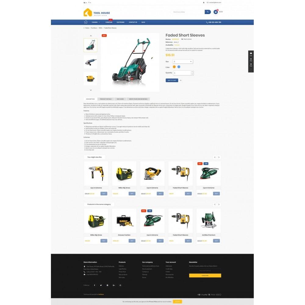 theme - Electronique & High Tech - Tool House - 4