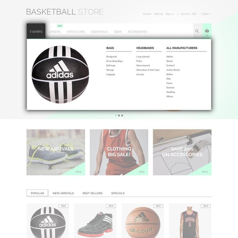 theme - Sport, Attività & Viaggi - Basketball Store - 4