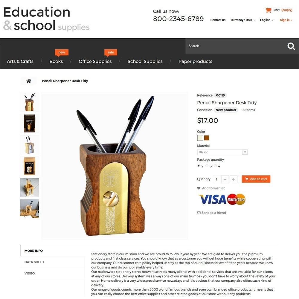 theme - Casa & Giardino - Education  School Supplies - 3