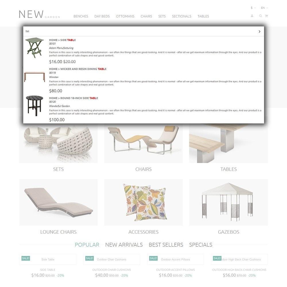 theme - Arte y Cultura - New Garden - 6
